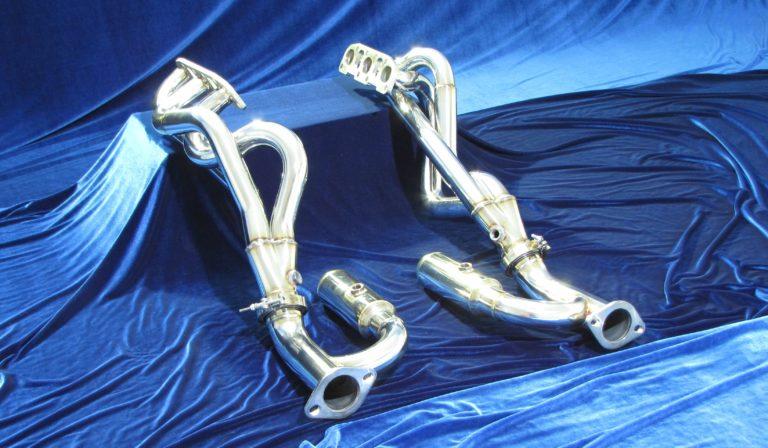 370Z Long Tube Headers (Select Cat Option)