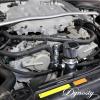 Dynosty Catch Can Kit installed on Nissan 350Z VQ35DE