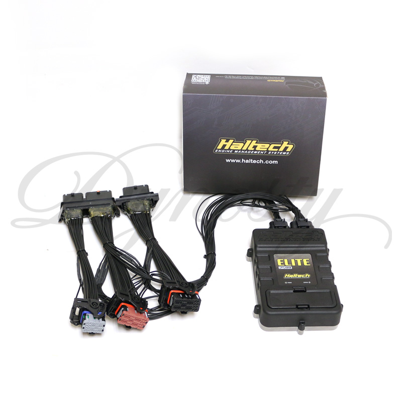 Dynosty Haltech Elite VQ35HR Plug & Play ECU Kit for 350Z HR