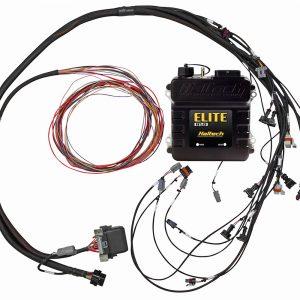 holley ls1 ls6 24x 1x dominator efi kit ntk wideband dynosty Holley Fuel Injection Conversion Kits haltech elite 950 lsx t