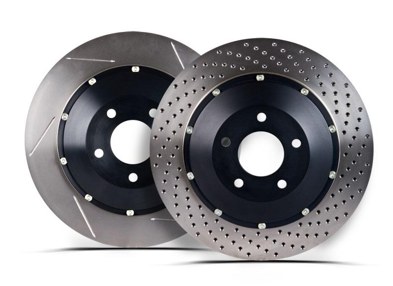 StopTech Front /& Rear Drilled /& Slotted Brake Rotors KIT For Nissan Infiniti