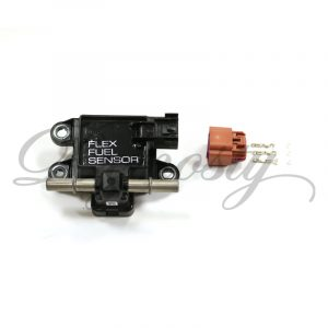Dynosty Flex Fuel Sensor with plug and pins
