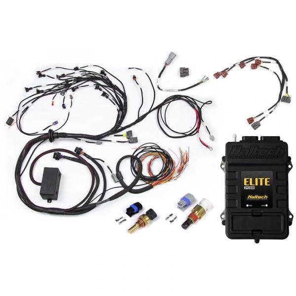 Haltech Elite 2500 Terminated Harness Kit for RB25 RB26 RB30