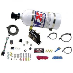 Nitrous Express Proton Plus Single Fogger Wet Kit