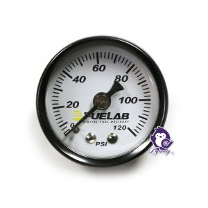 Fuelab Fuel Pressure Gauge 71501 0 to 120psi
