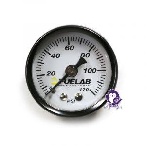 Fuelab Fuel Pressure Gauge 71501 0 to 120psi