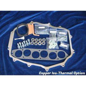 Motordyne Copper IsoThermal Plenum Spacer for 350Z G35