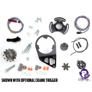 Platinum Racing RB mechanical fuel pump kit with crank trigger