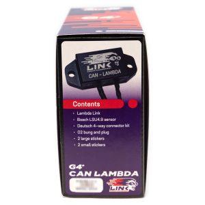 LINK ECU CAN Lambda box from Dynosty