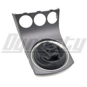 Nissan 350Z Center console and shift boot J6936-CD000
