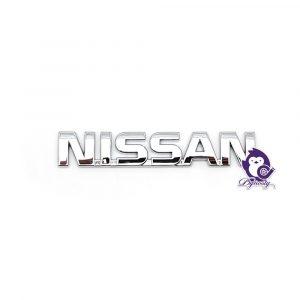 84891-01U00 Nissan R32 GTR trunk emblem