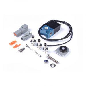 Haltech HT-020400 Boost Control Solenoid 3 Port 33Hz